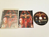 Soul Calibur IV Sony PlayStation 3 PS3 Complete CIB MINT DISC Video Games Gaming