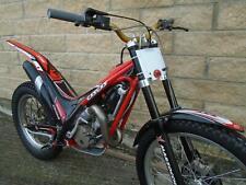 Gas Gas TXT 300 Pro Trials bike