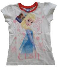 Elsa Größe 122 Kurzarm Mädchen-T-Shirts & -Tops
