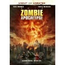 2012 ZOMBIE APOCALYPSE (DVD, 2011) New / Factory Sealed / Free Shipping
