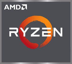 AMD Ryzen 7 1700X (8x 3.40 GHz) YD170XBCM88AE CPU Prozessor Sockel AM4 (#4843)