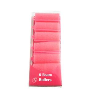 Serenade - Easy Roll Wet Or Dry Foam Sponge Hair Rollers