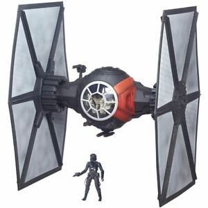 STAR WARS BLACK Series Vehicle FIRST ORDER SPECIAL FORCE TIE FIGHTER TAKARA TOMY