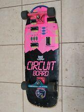 Haro Circuit Board Rare Vintage Skateboard Complete NOS OG Pink.