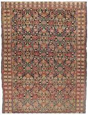 """Antique Agra rug. 3'10""""x 5'5"""""""