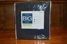The Big One Jersey Navy Sheet Set Twin Nib