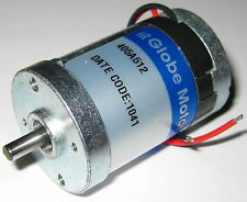Globe Motors 405A 24V DC Motor - 5000 RPM - IM-13 Short Stack - Low Current