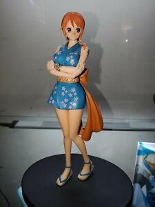 MINT! Banpresto One Piece The Grandline Lady Wanokuni vol.1 Nami Pvc Figure Dxf