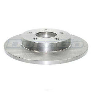 Disc Brake Rotor Rear Auto Extra AX5599