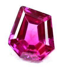 AAA+ 18.70 Ct Natural Pink Pyrope Garnet Fancy Stunning AGSL Certified Gemstone