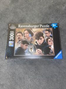 NEW! Ravensburger Fantastic Beasts Crimes of Grindelwald 300 piece jigsaw puzzle