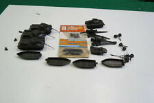 HO ROCO VEHICLES AND EQUIPMENT - 13 Pieces
