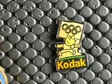 pins pin DIVERS KODAK OLYMPIC GAME OLYMPIQUE JO COBI BARCELONNE 1992