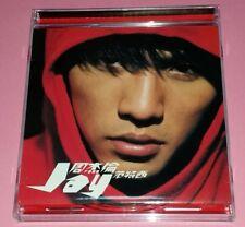 JAY CHOU  周杰倫 ZHOU JIE LUN : 范特西 CD ( 2001 / TAIWAN)