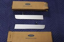 1967 Mustang Grille Bar aSSY NOS Pair OEM FORD TOOLING