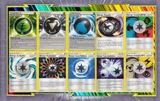 🌈Lot de 10 cartes Energies Spéciales Françaises Neuves - Pokemon