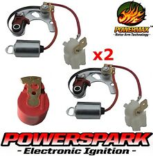 Triumph Herald 13/60 25D points set with Powermax red rotor arm buddy pack