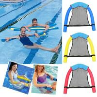 Summer Swimming Pool Chair Inflatable Floating Water Hammock Lounge Chair Float