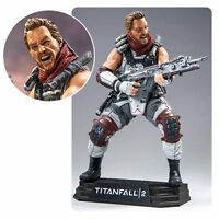 Titanfall 2 Blisk 7-Inch Color Tops Green Wave #16 Action Figure