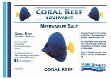 25 kg Coral-Reef Meersalz  (Karton) nur 45,95 €.Meerwasseraquarien & Korallen