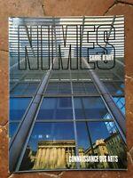 Nîmes Quadrati Arte N° 38 H.S.Speciale Di Conoscenza Delle Arti 1994