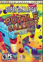 Super Collapse Puzzle Gallery - PC - Video Game - VERY GOOD
