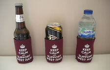 West Ham Bottle/Can Cooler,Great  gift BUY 2 GET 1 FREE!