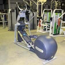 Precor EFX 835 Elliptical Crosstrainer w NEWP30 Console Commercial Gym Equipment