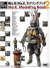 Kow Yokoyama Ma.K. Modeling Book Vol.2 ART How to make Maschinen Krieger Kou NEW
