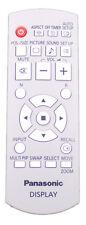 Panasonic TH-65PF12EK Genuine Original Remote Control