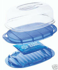 Cheese  Server, Container, Keep Cool, Swiss Made, New