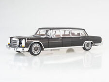 Sunstar Mercedes Benz 600 Pullman Black with Openings1:18 Rare Find!*Nice!