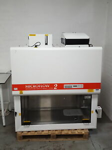 Bioquell Microflow Advanced Bio Safety Cabinet Class 2 II Lab Spares or Repairs