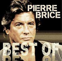 PIERRE BRICE - BEST OF  CD NEU