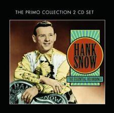 Hank Snow - The Essential Recordings [CD]