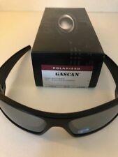 0d2628c3ce5 Oakley GASCAN Sunglasses Matte black Black Iridium Polarized Unisex