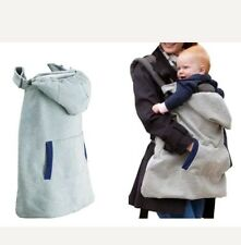 Infantino Hoodie Universal (incl.Baby Bjorn) All Season Carrier Cover, Gray