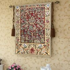 Wall Tapestry William Morris Tree of Life Tapestry Wall Art Large Home Decor