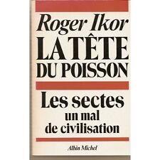 Ikor - LA TETE DU POISSON - 1983 - Broché