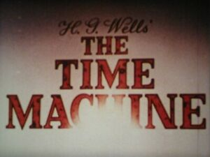 Super 8 film, The Time Machine (1960) 3x400ft Colour sound.