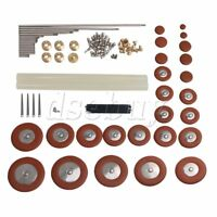DIY Alto Sax Repair Tool Kit Maintenance Parts Screws + 25pcs Sax Pads
