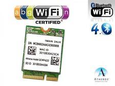 +  Atheros QCNFA222 AR9462 WIFI Dual Band WLAN + Bluetooth 4.0 PCIe M.2 NGFF +