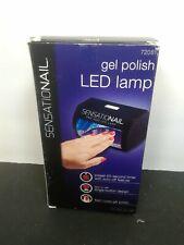SENSATIONAIL PRO 3060 Gel Polish LED Lamp 7 Watt pre-owned with original pack.
