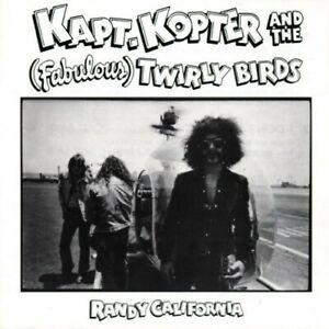 Randy California - Kapt Kopter & the (Fabulous) Twirly Birds [New CD]