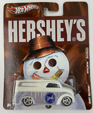 2011 Hot Wheels Hershey's York Dairy Delivery White