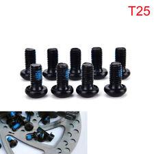 10pcs M5 x 10mm Scheibenbremsen Rotor T25 Torx Schrauben Schraube für MTB Fahrrä