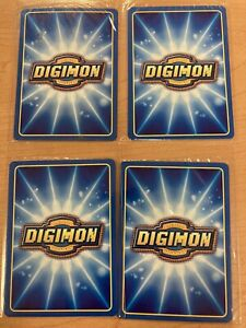 Digimon The Movie Promo- Sealed Card Pack