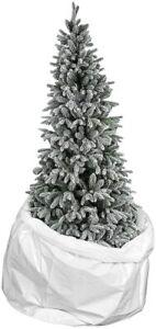 Rojo Christmas Tree Storage Bag Bolsas de Almacenamiento para /árbol de Navidad Netagon up to 4ft