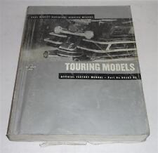 Atelier Manuel/workshop manual Harley Davidson touring modèles 2002