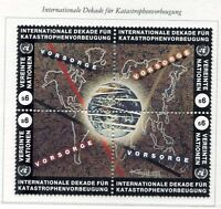 19404) UNITED NATIONS (Vienna) 1994 MNH**  Natural Disasters